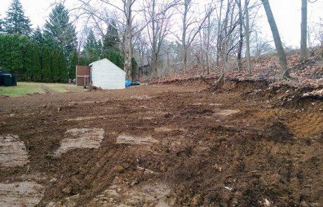 Excavating 16