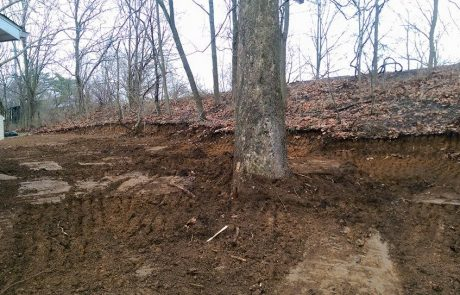 Excavating 10