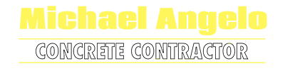 Michael Angelo General Contractor Logo